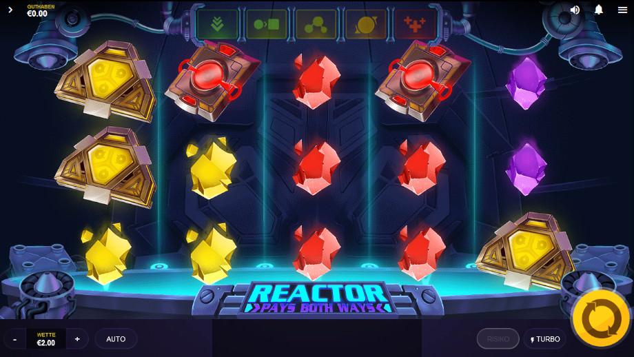 Reactor von Red Tiger