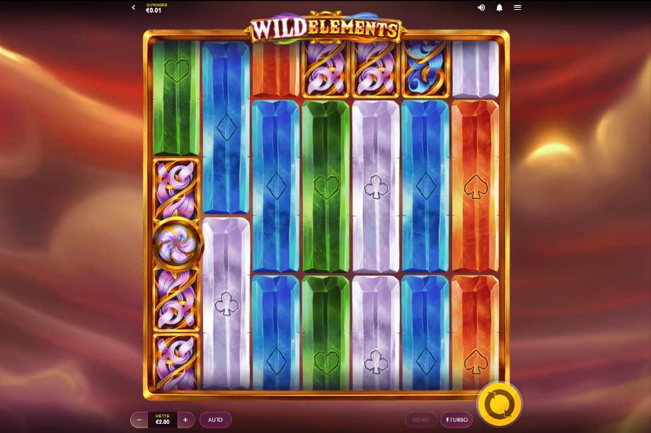 Wild Elements von Red Tiger