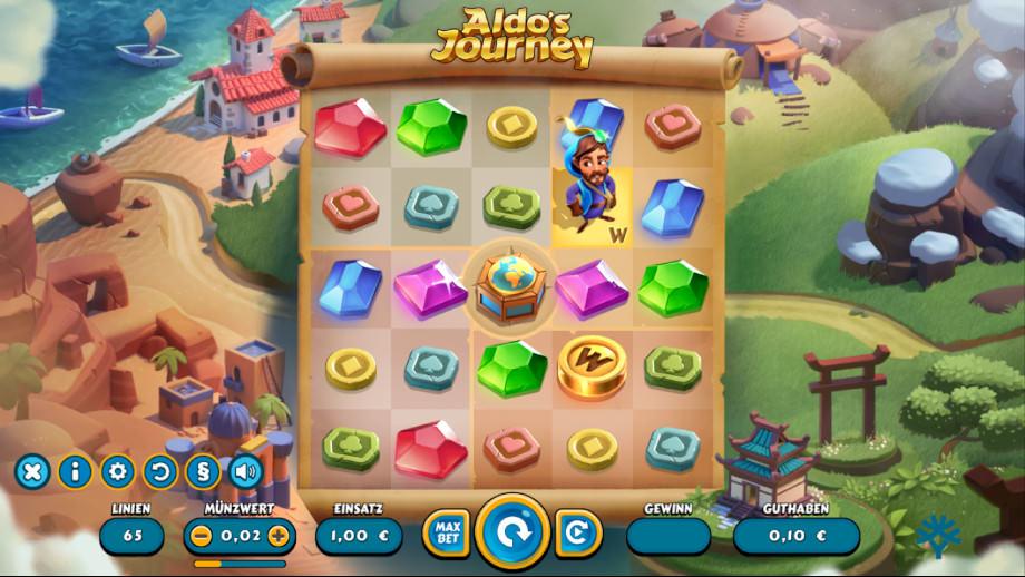 Aldo's Journey von Yggdrasil