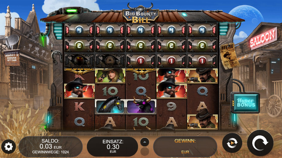 Big Bounty Bill von Kalamba Games