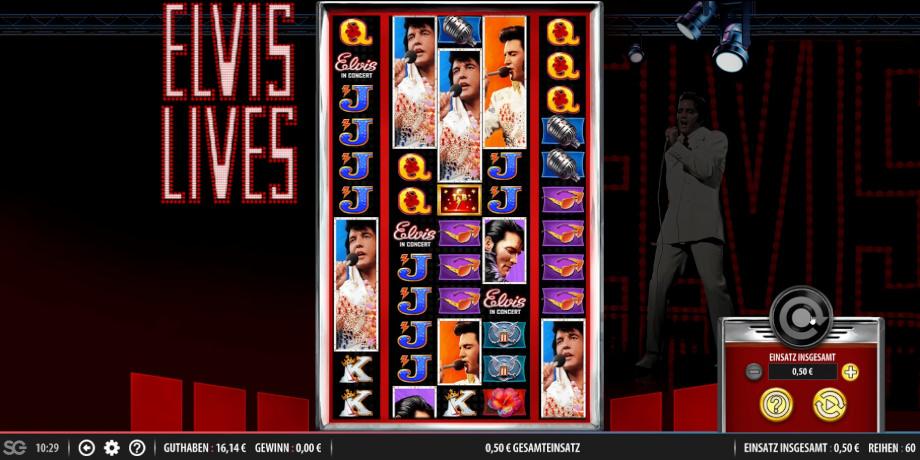 Elvis Lives von Red7