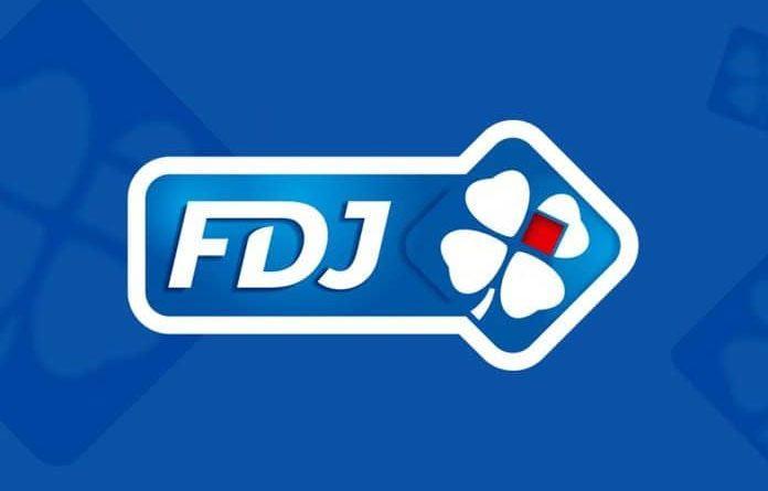 FDJ-Logo der französischen Lotterie