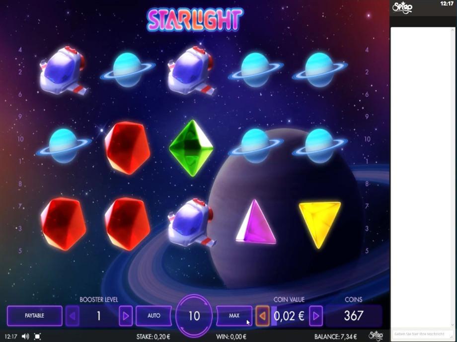 Der Automat Starlight von Spigo