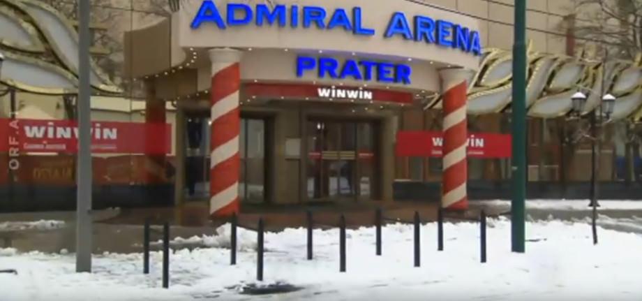Admiral Arena am Wiener Prater