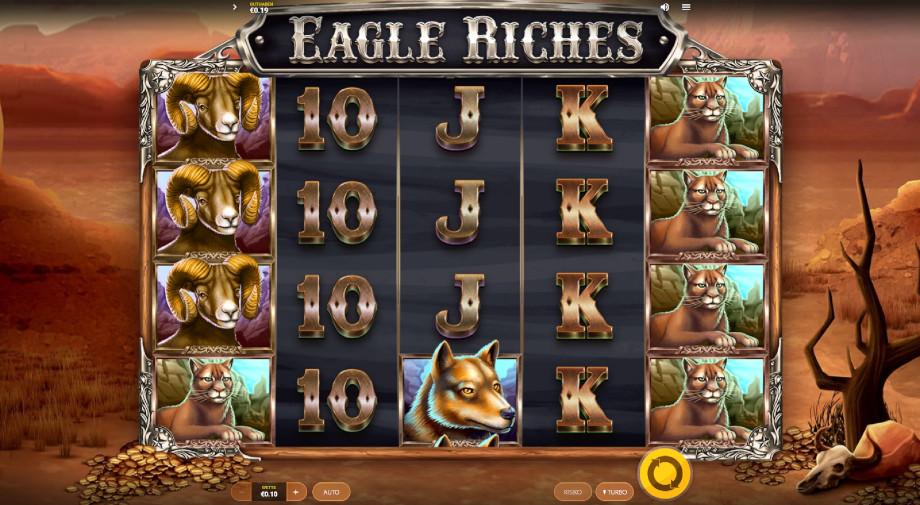 Eagle Riches von Red Tiger