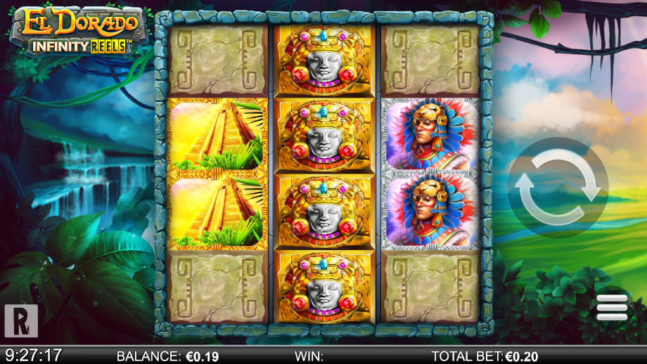 El Dorado Infinity Reels von Relax Gaming
