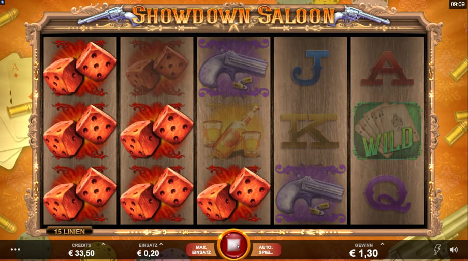 Showdown Saloon von Fortune Factory Studios