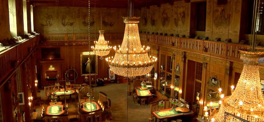 Die Spielbank Wiesbaden von Innen
