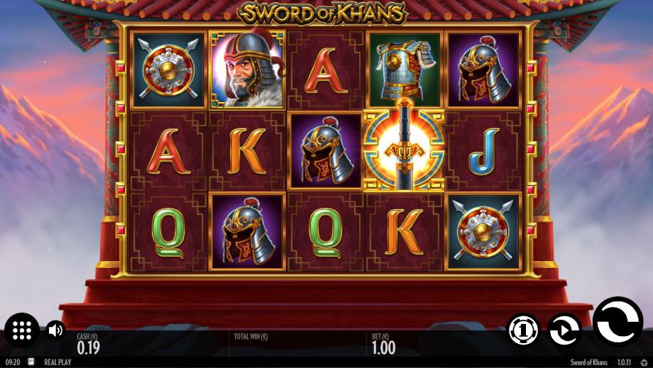 Sword of Khans von Thunderkick