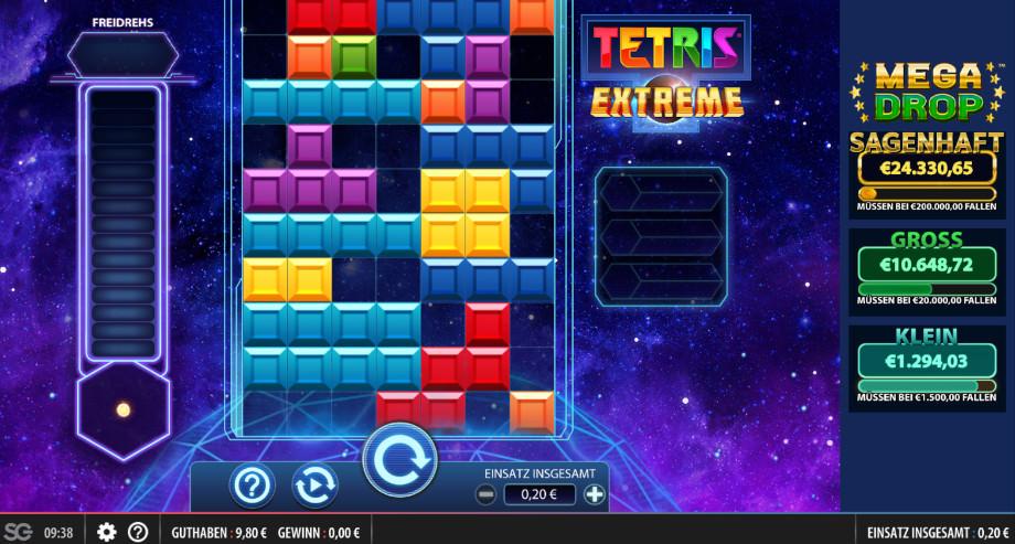 Tetris Extreme Mega Drop von Red7