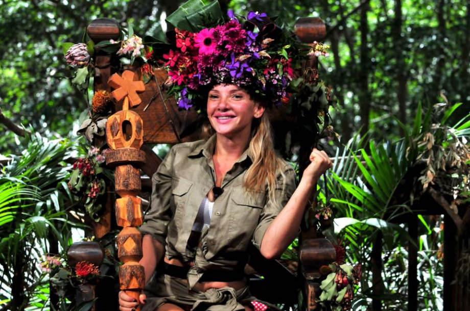 Evelyn Burdecki - die Gewinnerin des Dschungelcamps 2019