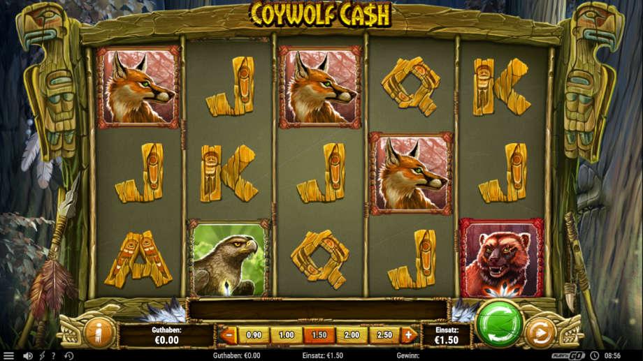 Coywolf Cash von Play'n GO