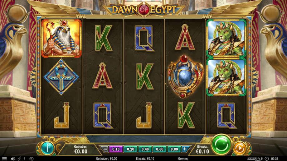 Dawn of Egypt von Play'n GO
