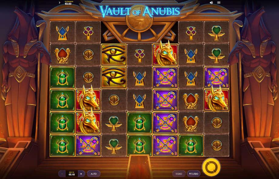 Vault of Anubis von Red Tiger