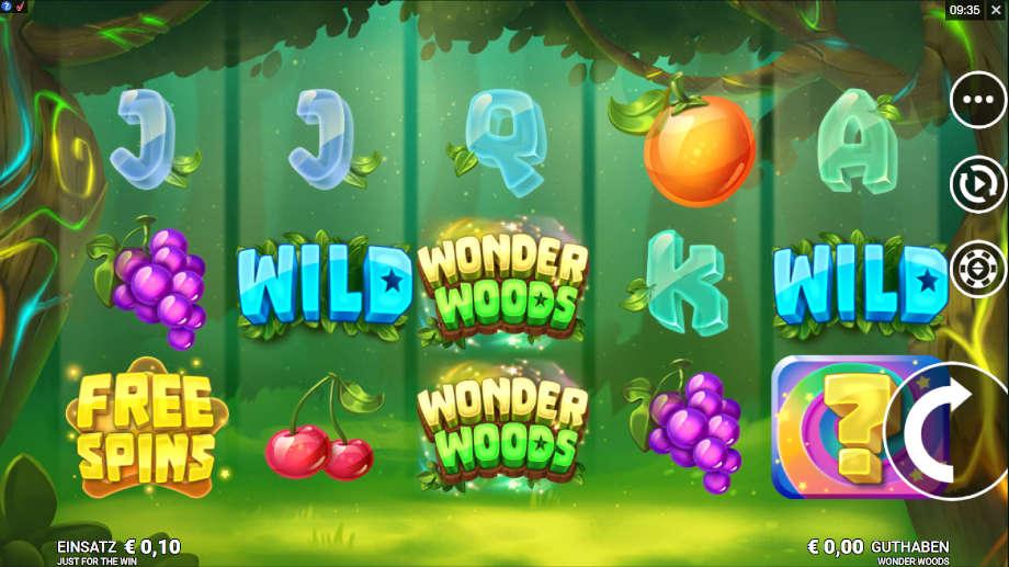 Wonder Woods von Just for the Win