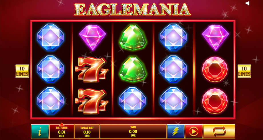 Eagle Mania von Givme Games