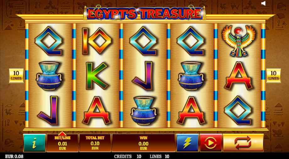 Egypt's Treasure von Givme Games