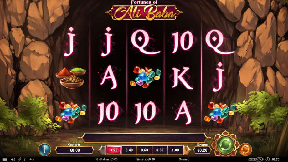 Spiele Fortunes Of Alibaba - Video Slots Online