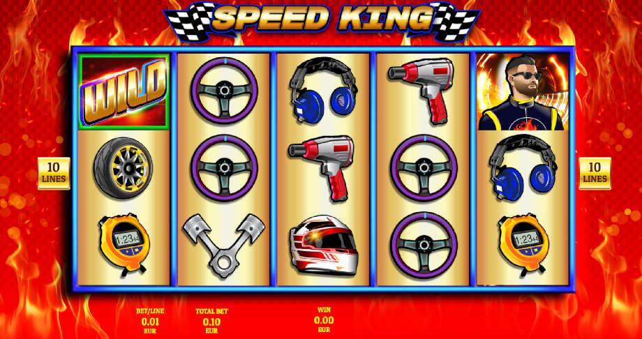 Speed King von Givme Games