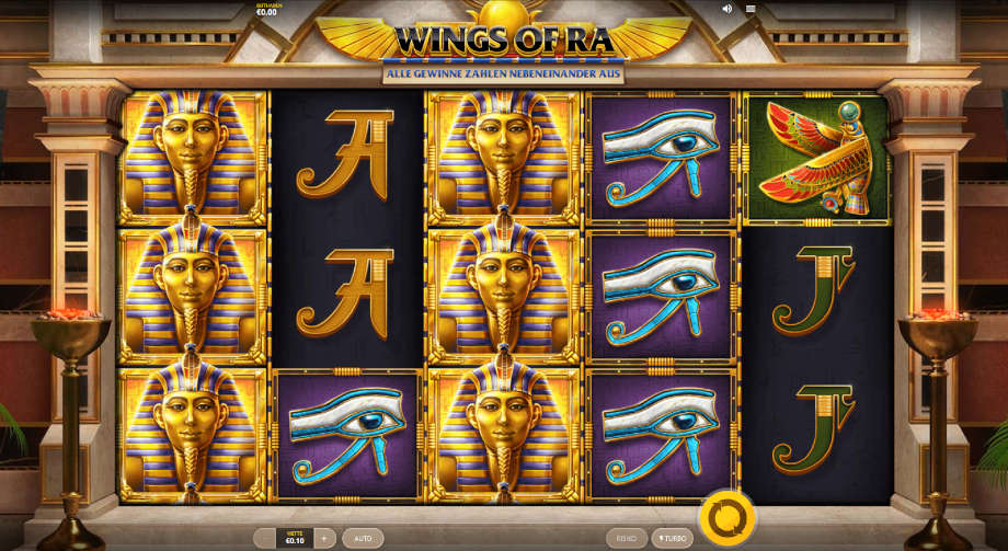 Wings of Ra von Red Tiger