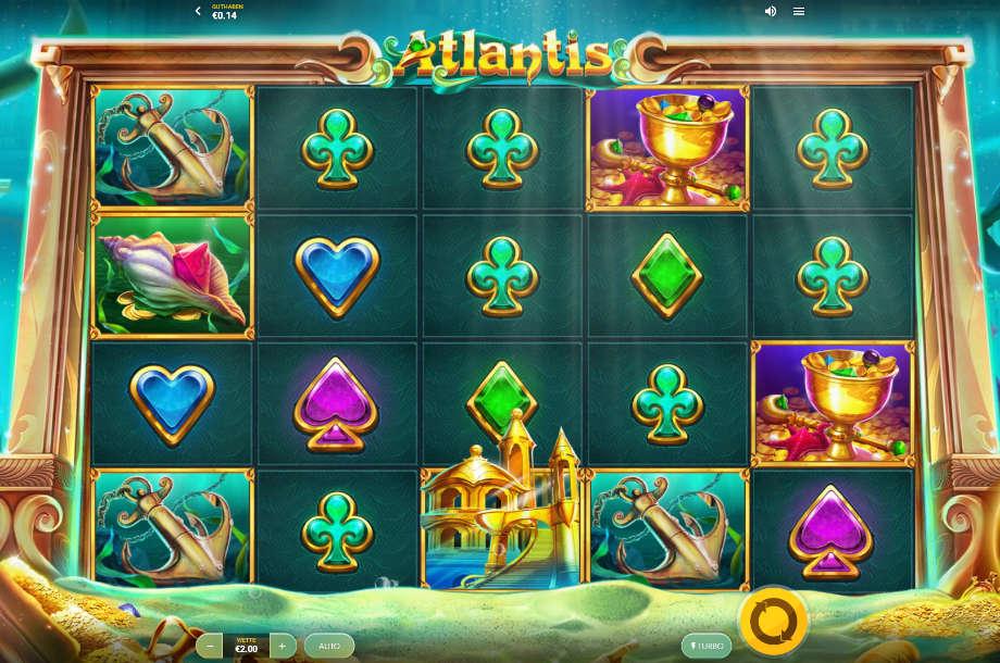 Atlantis von Red Tiger
