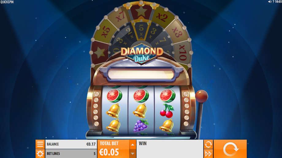 Diamond Duke von Quickspin