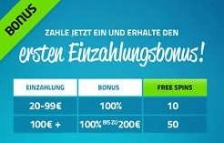 Die LuckyDino Bonusangebote