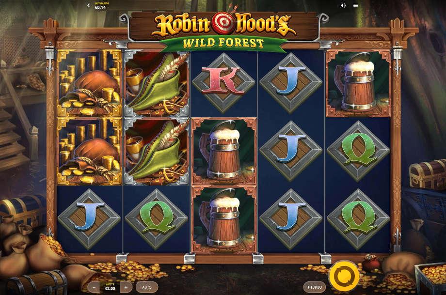 Robin Hood's Wild Forest von Red Tiger