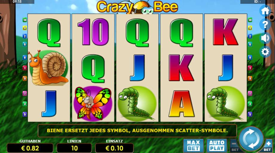 Crazy Bee von Amatic