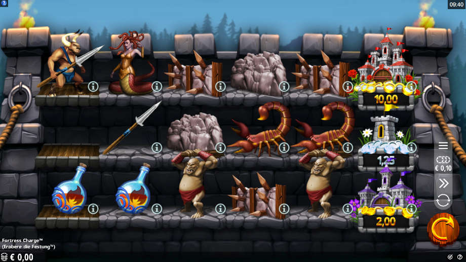 Fortress Charge von Crazytooth Studios