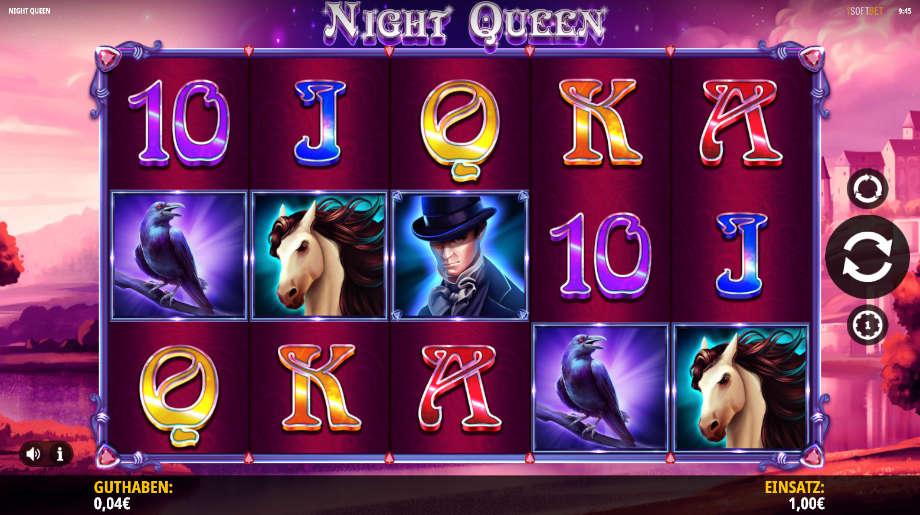 Night Queen von iSoftBet