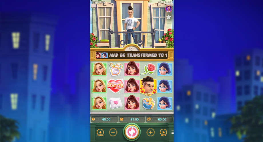 Reel Love von Pocket Games Soft