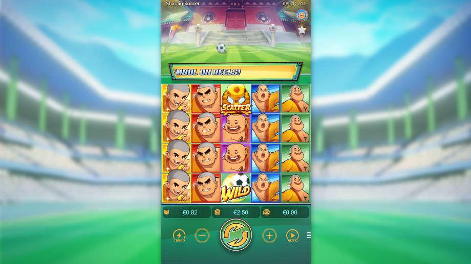 Shaolin Soccer von Pocket Games Soft