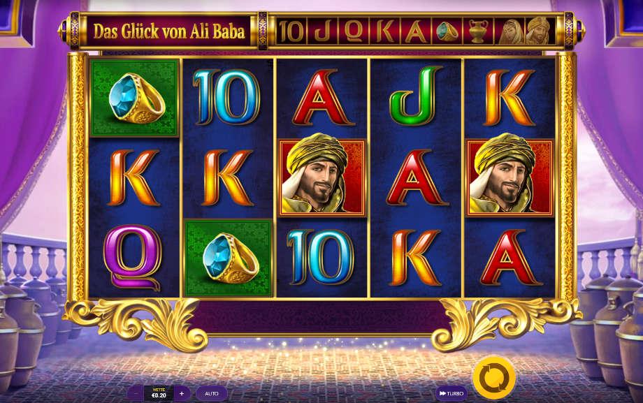 Ali Baba's Luck von Red Tiger