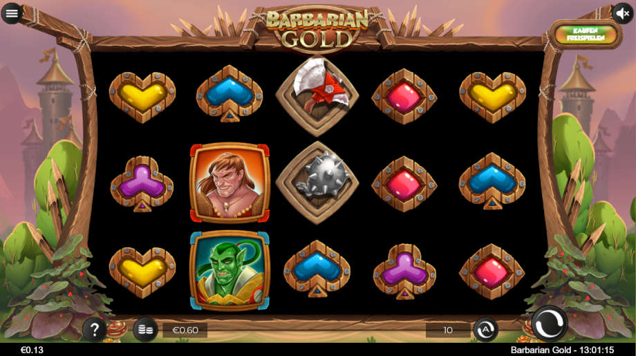 Barbarians Gold von Iron Dog Studios
