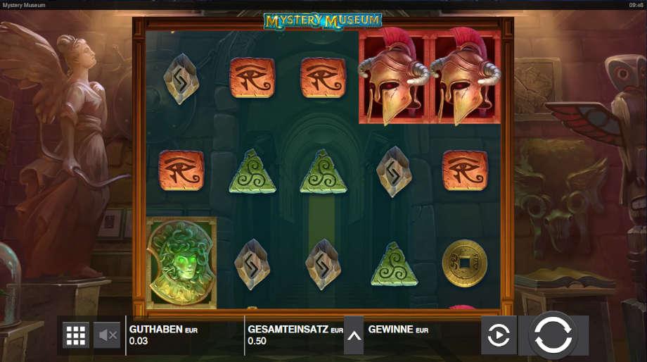 Mystery Museum von Push Gaming