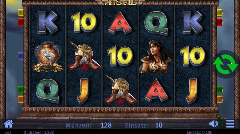 Perseus von Swintt Games