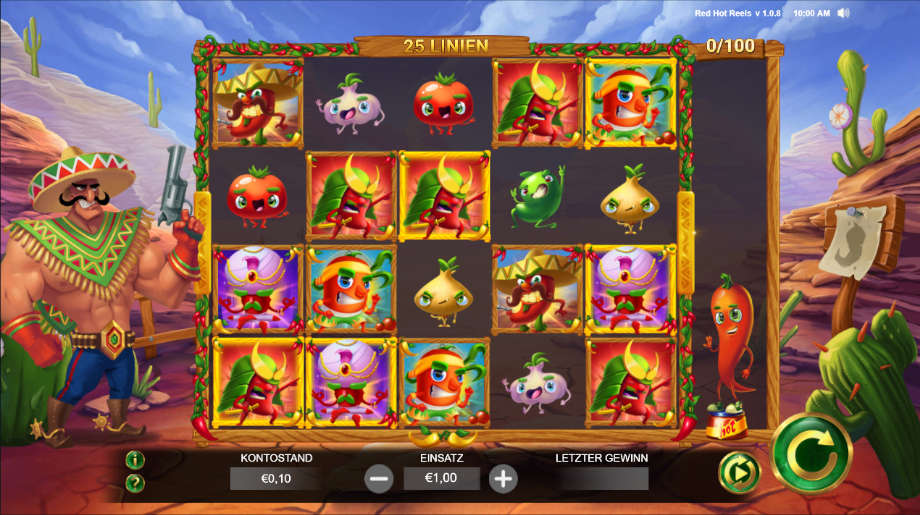 Online Casino Mit Red Hot Firepot