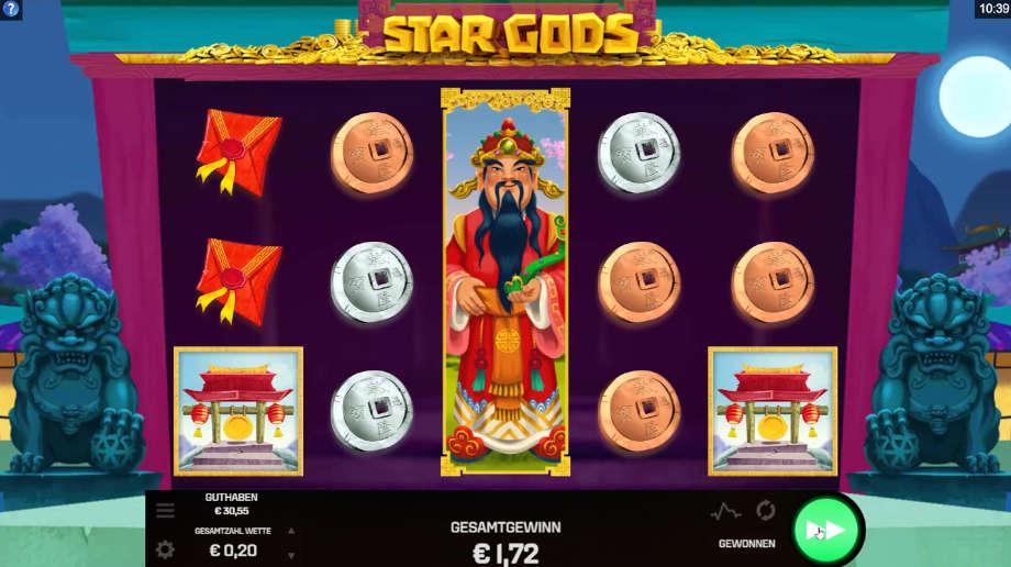 Star Gods von Golden Rock Studios