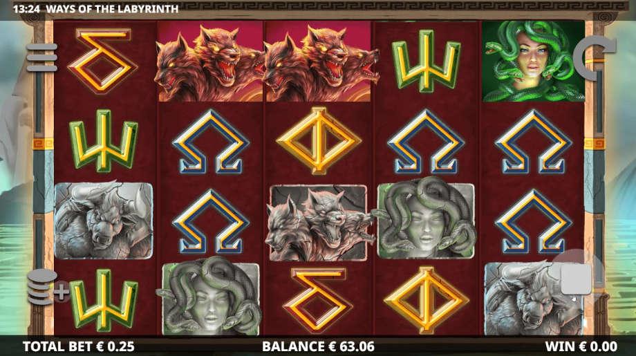 Ways of the Labyrinth von Leander Games