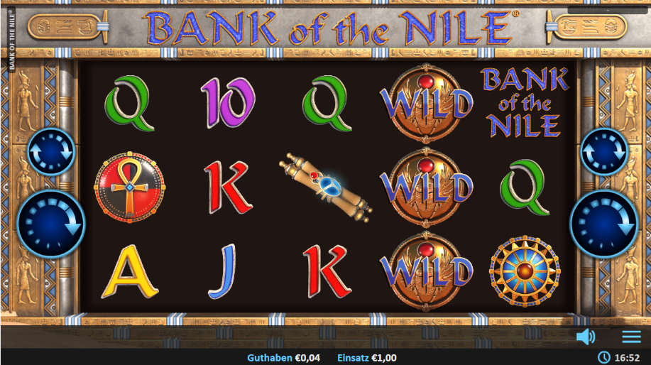 Bank of the Nile von Realistic Games