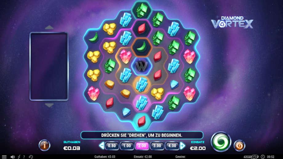 Diamond Vortex von Play'n GO