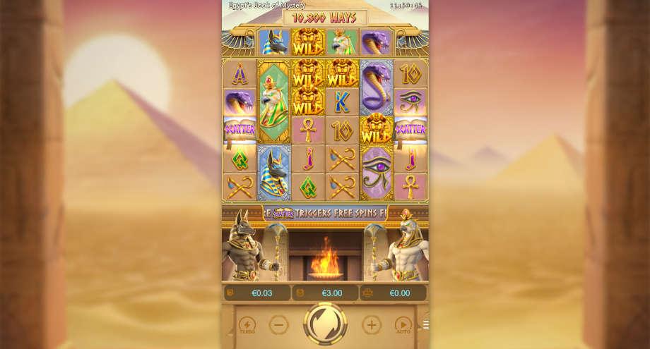 Egypt's Book of Mystery von Pocket Games