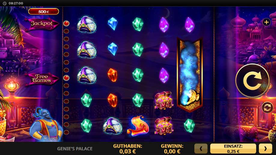 Genie's Palace von High 5 Games