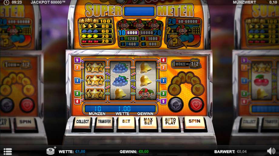 Jackpot 60000 von Betsson Gaming