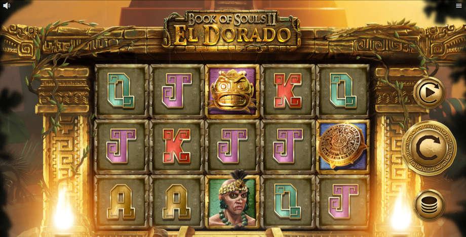 Book of Souls 2 - El Dorado von Spearhead