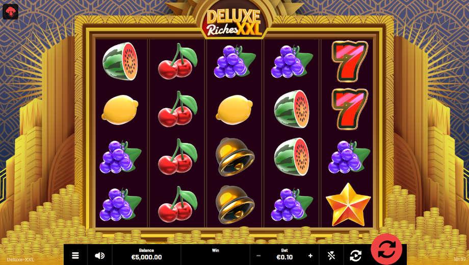 Deluxe Riches XXL von Mighty Finger