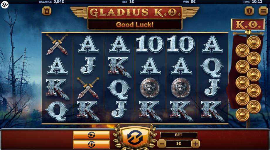 Gladius KO von Green Jade Games
