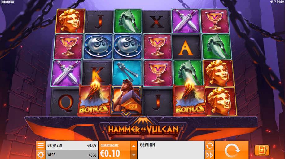 Hammer of Vulcan von Quickspin