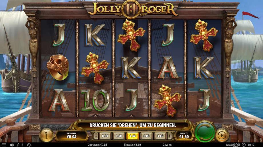 Jolly Roger 2 von Play'n GO